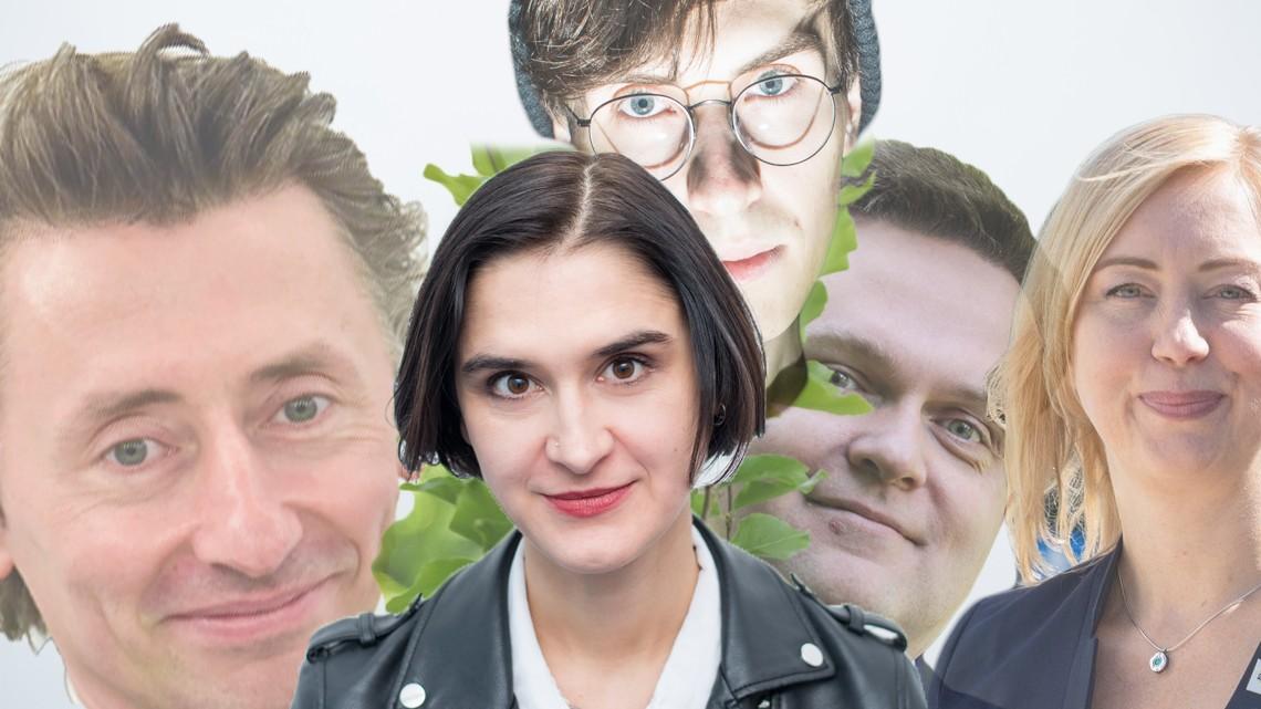 Fot. Adrian Grycuk, Monika Bryk, Jakub Szafrański. Edycja KP.