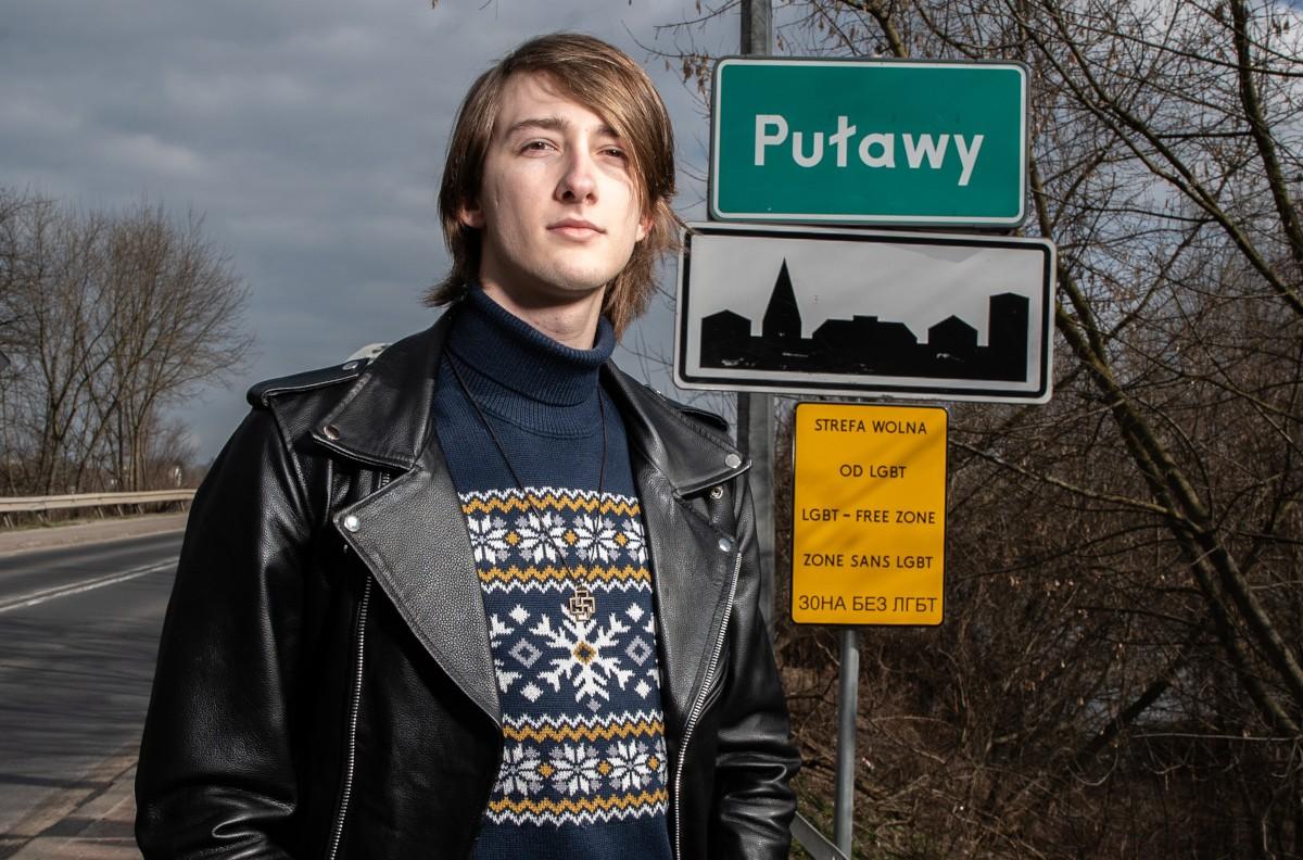 Strefy wolne od LGBT Bart Staszewski