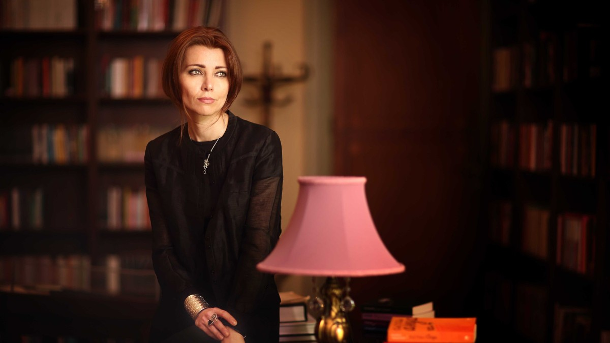 Elif Shafak recenzja