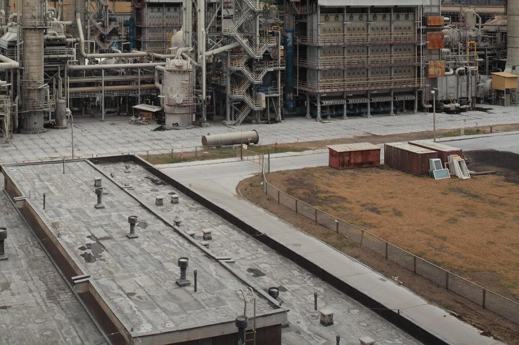Nieskończone fabryki. Fot. Konrad Pustoła