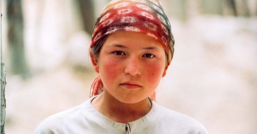Ujgurskie dziecko Fot. Todenhoff/flickr.com