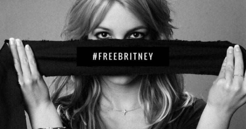 Fot. Twitter.com/#freebritney