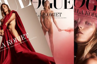 Fot. Anja Rubik/Vogue Polska