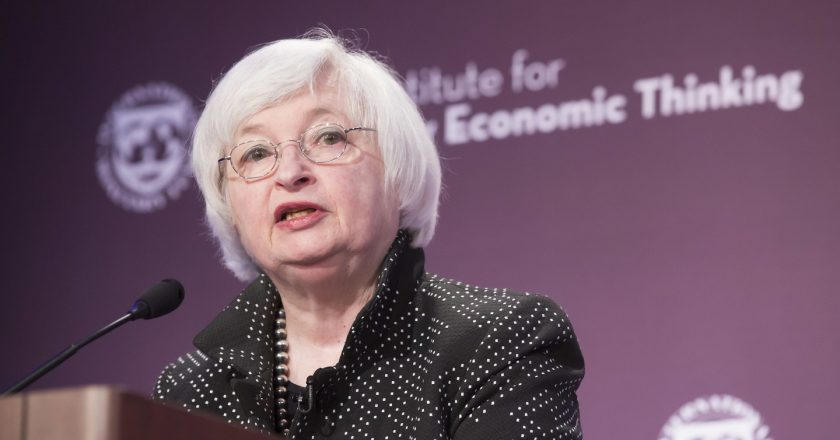 Janet Yellen Fot. IMF/Flickr.com