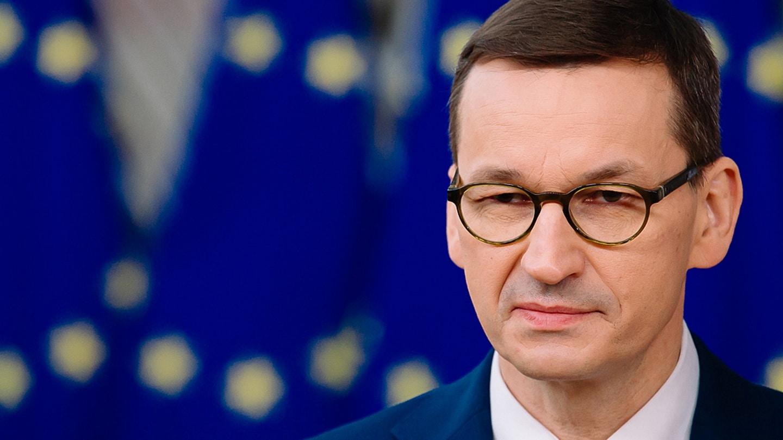 Mateusz Morawiecki w Brukseli Fot. Krystian Maj/KPRM