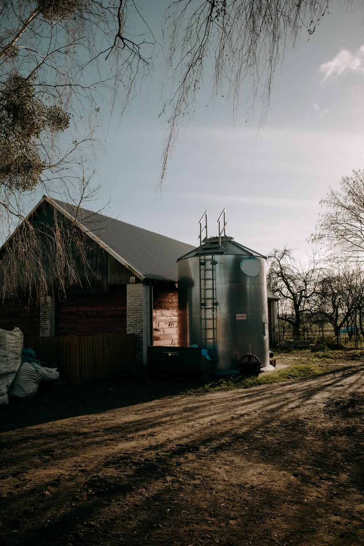 Ekologiczne gospodarstwa rolne Moniki i Roberta Kuryluków we wsi Holeszów, fot. Dawid Żuchowicz