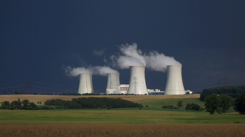 Elektrownia atomowa Dukowany w Czechach. Fot. Vlastimil Ott/Flickr.com.