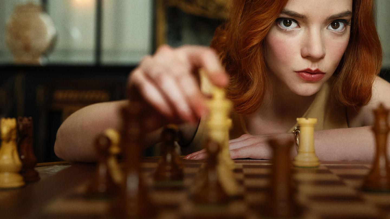 Gambit królowej Netflix