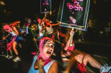 Protesty antyrządowe w Izraelu. Fot. amir appel/flickr.com