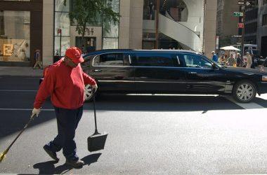 Scenka uliczna w Nowym Jorku. Fot. digitalexander/Flickr.com