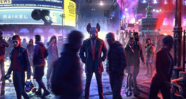 Watch Dogs: Legion. Fot. Ubisoft