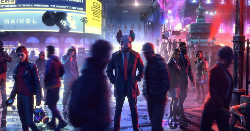 Watch Dogs: Legion. Fot. Ubisoft