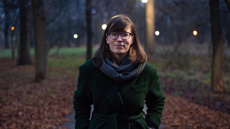 Anna Dobrowolska. Fot. Jakub Szafrański