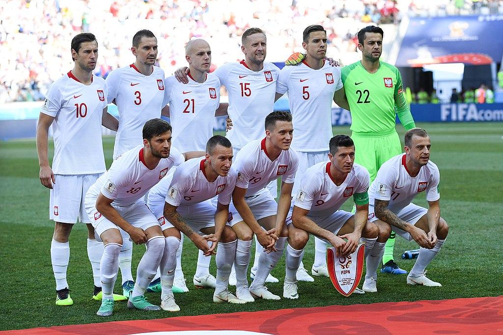 Reprezentacja Polski w piłce nożnej mężczyzn, 2018.