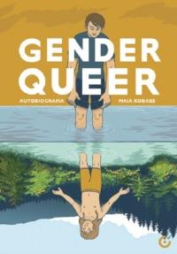Gender Queer okładka