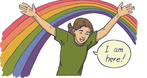 Gender queer - kadr