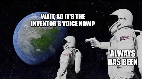 Mem z astronautą 2