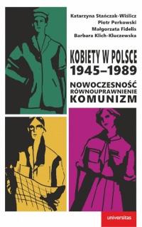 Kobiety w Polsce okładka