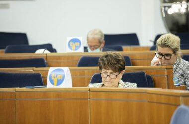 Obrady nad lex TVN w Senacie. Fot. Fot. Marta Marchlewska-Wilczak/Kancelaria Senatu